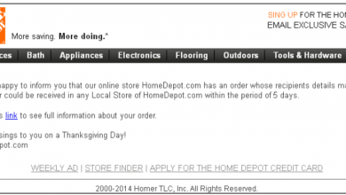 """Photo of Beware of """"Order Confirmation"""" Phishing Emails"""