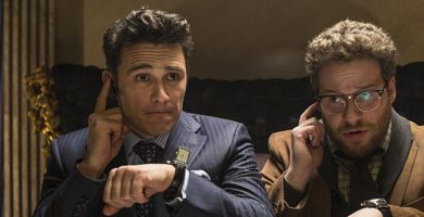 "Photo of Hackers Issue Terror Threats To Theaters Showing ""The Interview"""