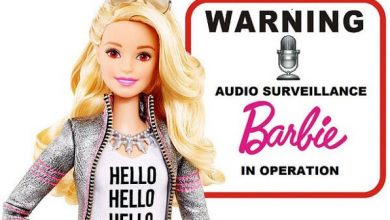 Photo of Hello Barbie Could Be Hacked