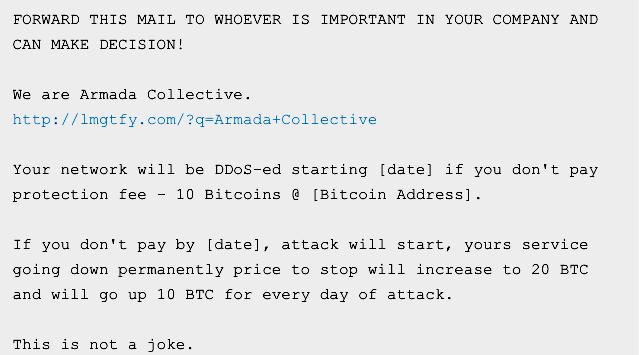 DDoSscam