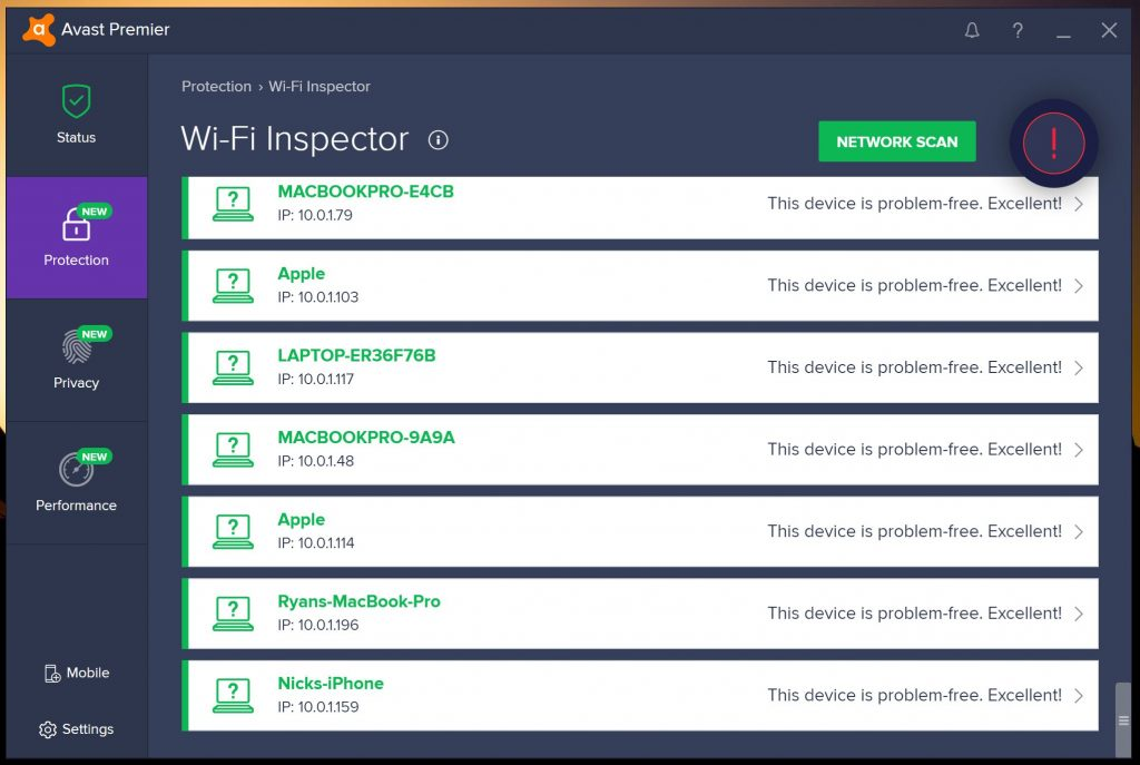 avast security pro for mac reviews