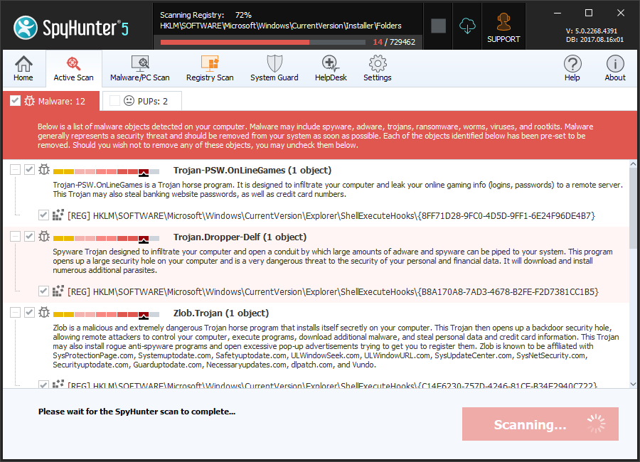 How Safe Is Spyhunter 5? - We Hate Malware