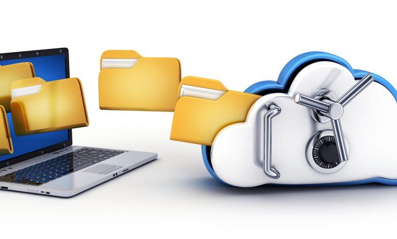 secure online cloud storage