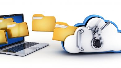 secure online cloud storage